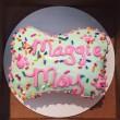 Large Dog Birthday Cake